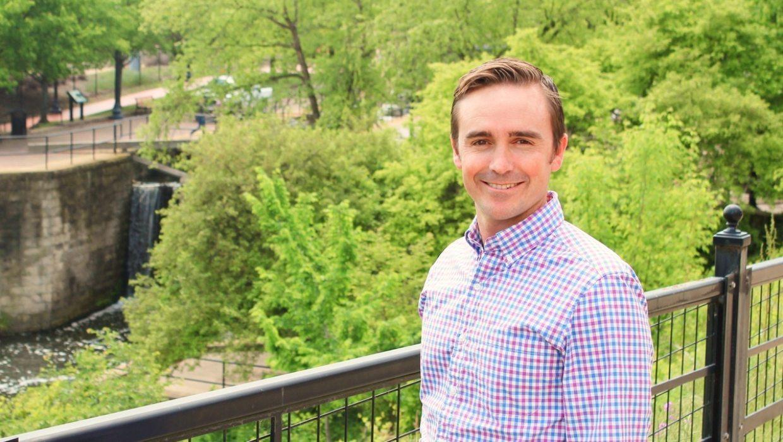 Photo of Joseph R. Morris